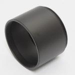80φL50mm鏡筒 BLACK [7051]
