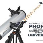 STARSENSE EXPLORER™ DX 130AZ SMARTPHONE APP-ENABLED NEWTONIAN REFLECTOR TELESCOPE